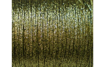 Soutache 3mm Oro